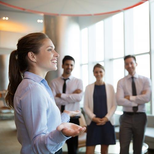 Charism Pro dispense des formations en entreprises sur l'image professionnelle